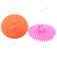 Funny cooldeal New Hair Shampoo Scalp Body Massage Massager Brush Comb Hot Fashion style