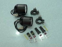 A pair 4*U2 Cree 35W 3500lumens waterproof high power motorcycle led driving lights