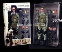 """12"""" 1/6 Soldier Jungle ACU Action Figure Model Military Combat Suit Retail Box* 12"""" 1/6 Soldier Jungle ACU Action Figure"""