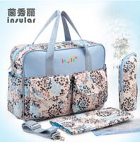 Diaper wet bag for prams children's clothes bolsa de bebe nappy changing bags  women's messenger bags men para baby bag