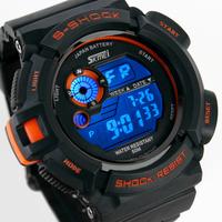 Original Skmei Brand Multi Function Shockproof Digital Climbing Sport Watches for Men