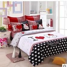 popular hello kitty baby bedding
