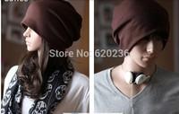 High quality new fashion knit caps hats for men women 18colors for u choose factory price 200pcs/lot