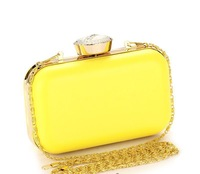 Mini Candy Colored Women's Handbags cute sweet lady handbag 2 pc/lot
