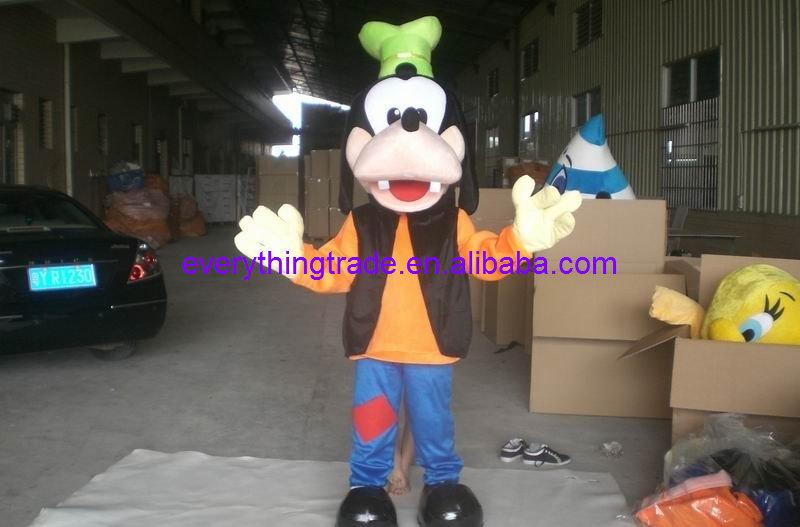 Goofy Costume Adults Goofy Costume Adult Mascot