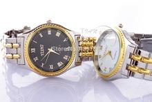 EVSHSB 77 Cheap Price Fashion Jewelry Steel Alloy Black Surface Quartz Wrist Watches For Men Brand
