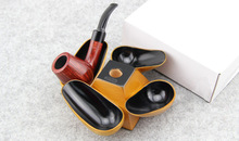 NEW ARRIVAL Wood Smoking  Tobacco Pipe Rack  FREE SHIPPING