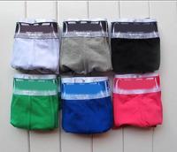 Hot Fashion Sexy Cotton Men's Underwear Boxers Underwear Boxer Shorts Men's underpants cuecas men boxer free shipping