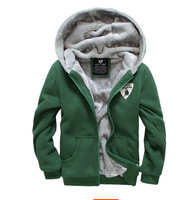 Free Shipping 2014 New fashion Winter&Autumn Men's Brand Hoodies Sweatshirts Casual Sports Male Hooded Jackets  M-XXXL