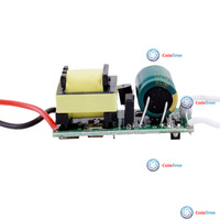 Economic benefit cointree (5-7)*1W LED Drive Power LED Constant Current Power Supply High Quality DIY