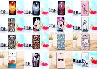 Free shipping 1 pcs New cartoon Minnie Mickey Iron Man Luffy Back TPU Covers Case For Samsung Galaxy Mega 5.8 / i9150 i9152 9150