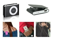2014 Best Sale MINI Clip MP3 Player For Music Listening Support TF/SD card enjoy your music life Free Shipping