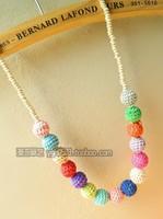 Bohemian original handmade necklace jewelry necklace Korean sea beach