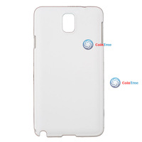 Economic benefit cointree Clear Matte Silicone Back Case Cover for Samsung Galaxy Note 3 N9000 N9005 High Quality DIY