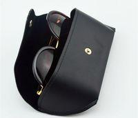 2014 the new arrival, factory direct PU glasses box, sunglasses box,glasses case