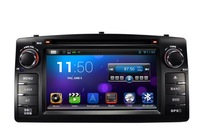 Pure android 4.2.2 Car DVD for Toyota Corolla E120 2003-2006 BYD F3 old with Capacitive screen 1.6G CPU DualCore 1G RAM