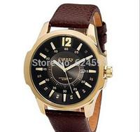 Fashion Casual Men CURREN Brand Wristwatches Japan Movement Quartz Watches Gentleman Big Dail With Calendar Colck Hours