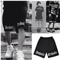 New 2014 harajuku hip hop hiphop shorts Street dance Women and men Sports Casual Fashion Summer BK-08