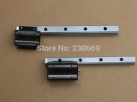 CNC HGH20linear Rails 6M*2PCS,2.5M*9PCS  HGH20CA BLOCK 16PCS FREE SHIPPING