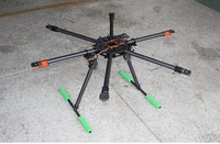 wst  x6 T960 Foldable Octocopter Frame Carbon Fiber & Retractable Landing Gear FPV