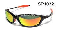 SP1032 2014 New Red Iridium Revo Coating Bike cycling sunglasses bicicleta gafas de sol oculos lentes sonnenbrille free shipping