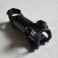 no barnd,2014 new mountain bicycle alloy+carbon stem road carbon bike stem MTB bike parts 31.8*90mm free shipping