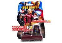 Free Shipping Marvel Super Hero The Avengers Iron Man 3 Mar Movie PVC Action Figure Toys For Children HRFG027