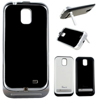 Ultra Thin External Battery Stand Case For Samsung Galaxy S4 SIIII I9500 Backup Battery 3200mAh Emergency Charger Power Bank