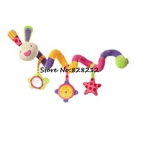 Free shipping 2014 newest Hot Sale Baby Toy Colorful Animal Baby Bed Circle/Bed Round Multipurpose Baby Plush Toy 1pc TY-14026