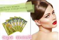 Arrival High quality Gold Crystal collagen Eye Mask Hotsale eye patchesBrand New