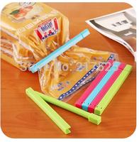 18pcs/lot,Creative Bag clips ,plastic  ,Kitchen accessories , sealing clips ,