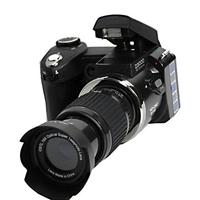 D3000 16MP HD DSLR Digital Cameras w/ 16x Telephoto & Wide Angle Lens