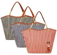 Desigual bolsos chain-strap women handbag stripe canvas bag chain tassel hangings totes handbag women messenger bags fringe bag