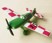 Pixar Planes Diecast #15 Jan Kowalski Racer 1:55 Loose Toy -P17
