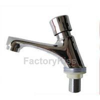 Free Shipping Public Bathroom Self Closing Saving Water Delay Sink Tap Faucet 1 2012-259