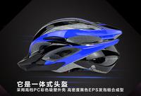 Recommend outdoor Ride bicycle helmet helmet unibody helmet with skeleton helmet quality goods