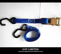 ratchet tie down, ratchet strap, ratchet buckle, ratchet ropes, towing ropes,600kgs, 2m, 1inch,trailer parts