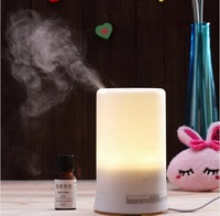 Ultrasonic Sterilize Aromatherapy Humidifier with six LED lamps