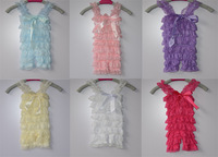 B Newborn Baby Clothes Lace Ruffle  Romper Baby Clothing Kids Jump suit Summer 0-24Months