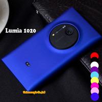 Ultra Slim Flip Hard Case Back Cover Mobile Phone Rubber Hard Case For Nokia Lumia 1020 Cases