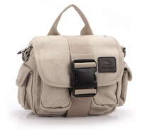 Men Messenger Bags Women Messenger Bags Canvas Leisure Shoulder Bag Waist Bag for travel/sport/outing multi function
