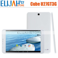 """In Stock!Cube U27GT 3G Talk8 8"""" 3G Phone Tablet PC Android 4.2 Quad Core MTK8382 1.3GHz IPS 1280X800 5.0MP GPS FM Bluetooth 4.0"""