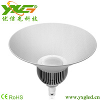 High quality 4pcs/lot industrial lamp 50w LED high bay light  warehouse lighting warm/cool white CE&ROHS free shipping