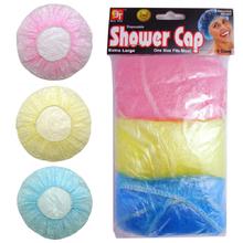 Disposable shower cap 9pcs/pack(China (Mainland))