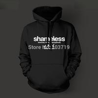 Autumn High quality Shameless creative men boy Sweatshirt jacket hoodie hoody coat