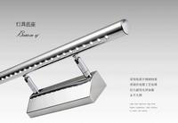 New Stainless steel 7w Waterproof IP65 Modern Wall light indoor lighting luminaire LED bathroom mirror light wall sconce 53cm