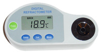 Free Shipping Digital Refractometer   REFRACTIVE INDEX  1.3330~1.5400