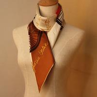 100% Silk Square Scarf Women Twill Mulberry Silk Shawl Wrap Hijab Foulard Fashion Brand Lady Scarves Bandana 90x90cm SF0274