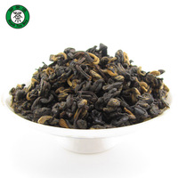 Yunnan Golden Spiral Dian Hong Dianhong Black Tea Red Tea 500g/17.6oz T165