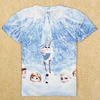 Boy tshirt 2014 nova brand children clothing hot sale kids wear  printed  cartoon character Short Sleeve Top for boy  C5205Y#